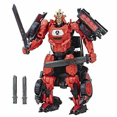 Transformers 5 Mv5 The Last Knight Deluxe Autobot Drift Premier Edition Figure