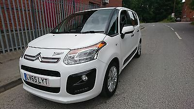 C3 Picasso Vtr Plus 1.2 Cat D 2.2 K Miles