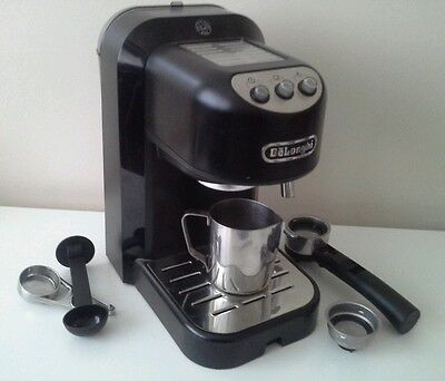 DeLonghi EC250.B Pump Espresso Coffee Machine