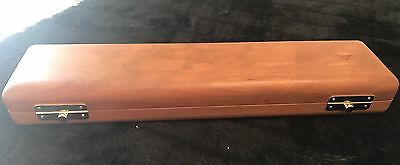 Verne Q Powell Signature Flute Solid Throughout Straubinger Pads