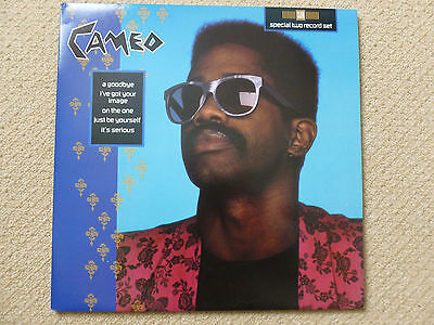 """Cameo A Goodbye - D.j. Edition (2 Record Set) 12"""" Promo Singles 1986 Excellent"""