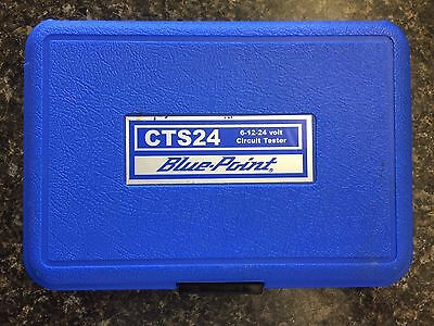 Blue Point CTS24 CTS24TLS4X Circuit Tester Kit Sonic Sensor Free Shipping
