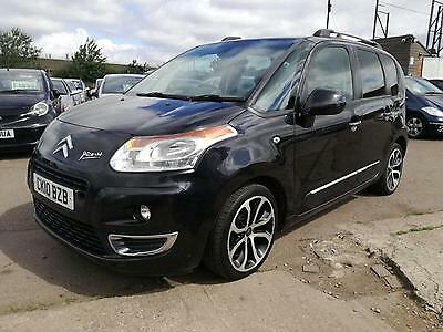 2010 Citroen C3 Picasso 1.6HDi Exclusive Long Mot 4dr Diesel