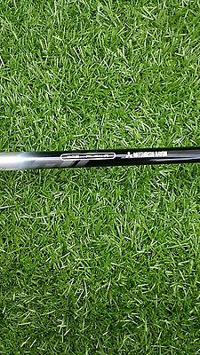 New Taylor Made M1 M2 R15 Kuro Kage 60 Regular driver shaft black and silver