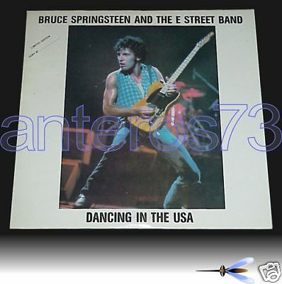 """Bruce Springsteen """"dancing In The Usa"""" Rare 2Lp Limited"""