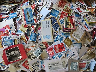 1.5kg Box of GB and World Wide stamps from Charity Kiloware (#1)