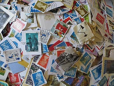 1.5kg Box of GB and World Wide stamps from Charity Kiloware (#2)
