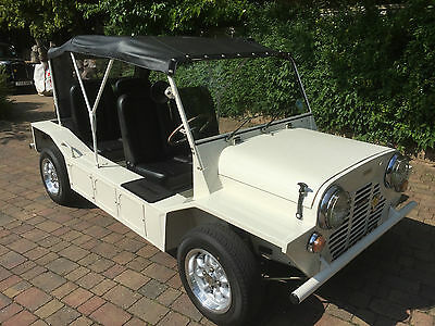 Stunning 1965 English Austin Mini Moke