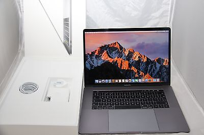 "Apple MacBook Pro 15"" 2.9GHz i7 16GB Ram 2TB With Touch Bar 2016"