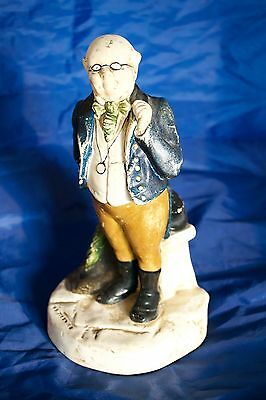 Antique Bretby Mr Pickwick No 3078 Dickens 1920's