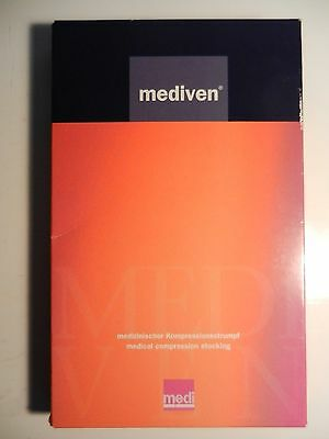 Mediven Plus Medical Compression Stockings Veins/Circulation CCL2 OpenToe Beige