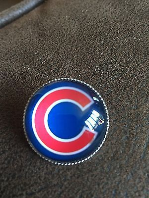 CHICAGO CUBS  Baseball MLB Unique Top Quality Club Emblem Raised Pin Badge