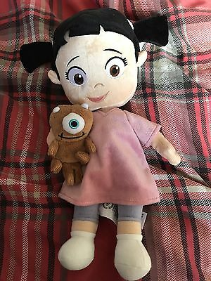 Boo Monsters Inc Toddler Doll Disney Store Uk