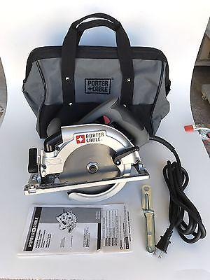 Porter Cable 423 MAG 7-1/4 in. Left Hand Circular Saw Made In USA!! Preown!!