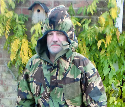 1x Large Camo Jacket & Trousers Camouflage Clothing - Camo Suit Camou Suits ---