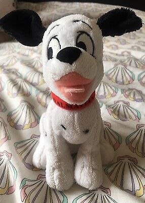Disney 101 Dalmatians Miniature Plush Soft Toy