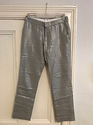 Topman Silver Men's Trousers - 30R