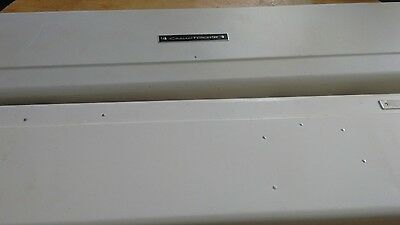 Brother Kh840 and knitmaster 326 Knitting Machines for spare parts or repair.