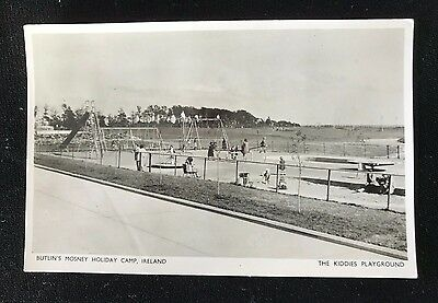 RP Postcard Butlin's Mosney Holiday Camp Ireland Kiddies Playground - PCBOX1