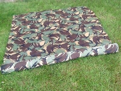 Camouflage Material Genuine British Army DPM. 10 Metres Long
