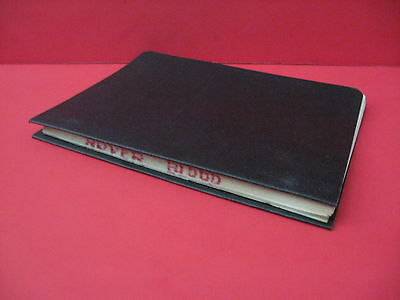 Rare 1970s Rover Blood A BOY AND HIS DOG Movie Script Screenplay LQ Jones Sci-Fi