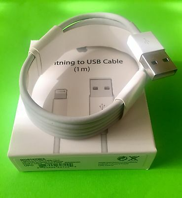 Lot of 50 GENUINE ORIGINAL QUALITY  CHARGER USB CABLE  IPHONE 6/6 Plus 5 5S 5C-4