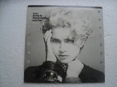 Madonna - Selftittled - Rare & Sealed PHILIPPINES LP