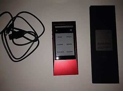 Astell & Kern Ak Jr - Limited Red Edition