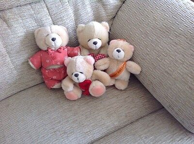 Vintage forever friends 18th bears