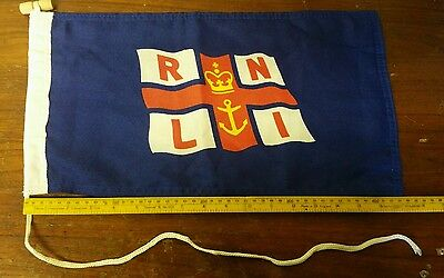 RNLI ensign flag