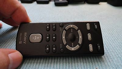 Sony Remote Controller Control Unit Rm-X151