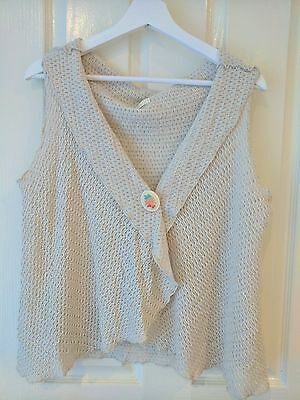 Gorgeous Soft Maternity Bellicous Knit Vest