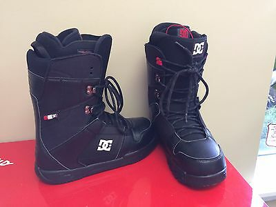 Men's DC Phase Snowboard Boots Size 10