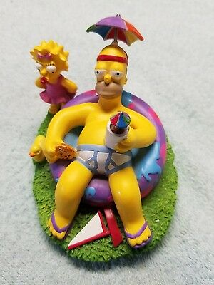 "The Simpsons At He With Homer Collection ""Cool Days of Summer"""