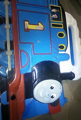 Thomas The Tank Engine & Friends Take n Play Trains Carry Case Play Set