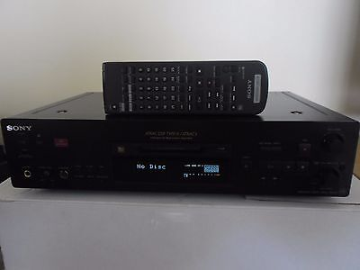 Sony Mds-Jb940 Uk Special Edition  High End Minidisc Recorder With Remote- Mdlp
