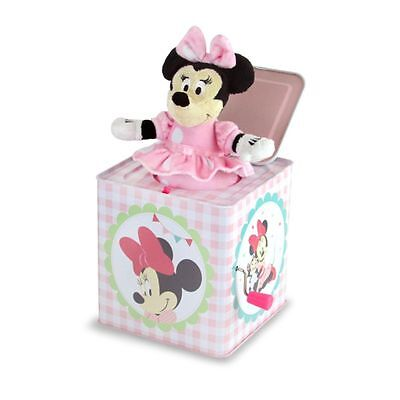 Jack In The Box Minnie Mouse