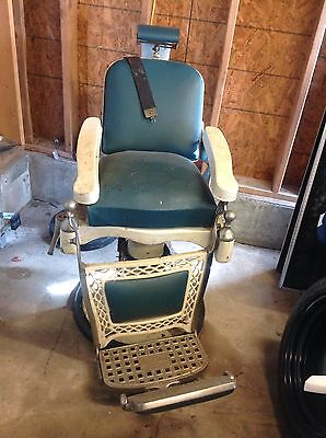 Emil J Paidar Vintage Barber Chair.