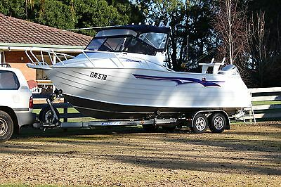 Fishing Boat - Trailcraft 6.4 metres