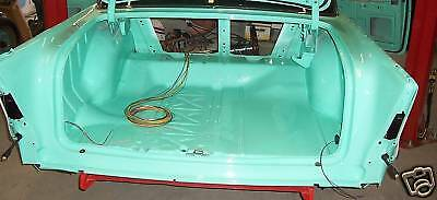 1955 1956 Chevy  Wiring Harness Complete American Auto Wire Harness Belair Sedan