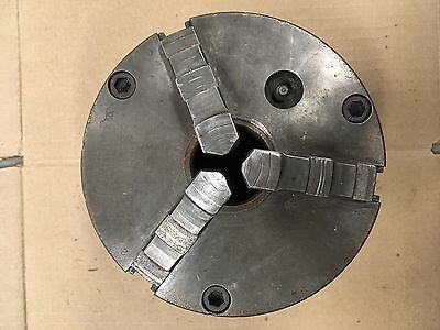 Horton 3-jaw Lathe Chuck 2-1/4x8 From South Bend Heavy 10