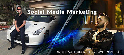 Hayden Peddle - Social Media Marketing Mastery