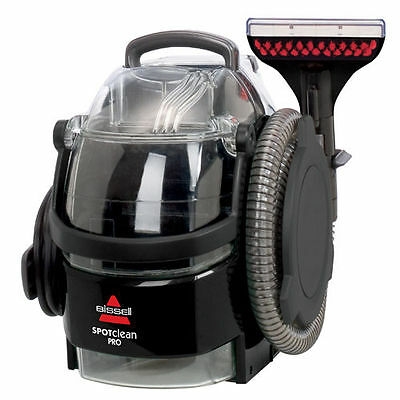 Bissell Professional Portable Carpet Cleaner SpotClean Pro Cleaning Corded