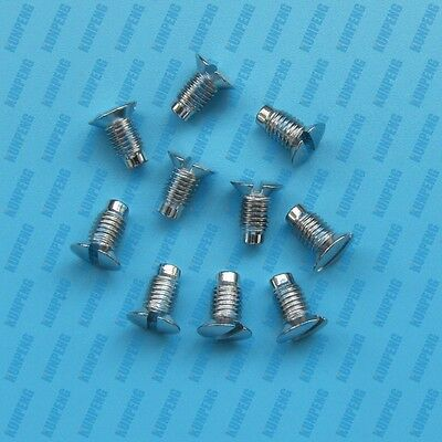 Round Countersunk Head Screw fastening needle plate screws Tajima embroidery