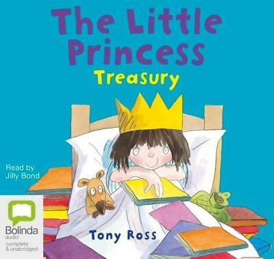 NEW The Little Princess Treasury By Tony Ross Audio CD Free Shipping