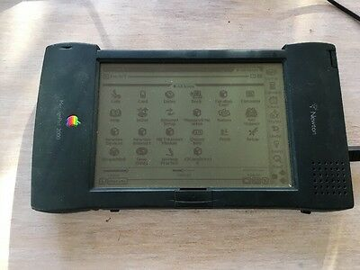 Vintage Apple MessagePad 2100 Working Condition