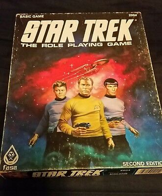 Star Trek The Role Playing Game