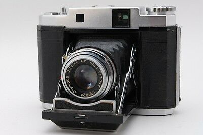 RARE!【EXC+++】MAMIYA 6 Automat 6x6 Vintage Rangefinder Film Camera from Japan#561