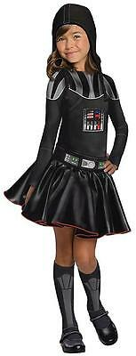 BNWT George Star Wars Darth Vader Stormtrooper Girls Fancy Dress Costume Outfit
