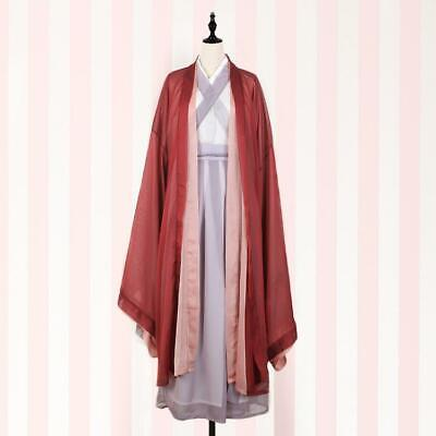 Women's Traditional HanFu Costume Large Sleeves Shirts Skirt Dress Suits Vintage